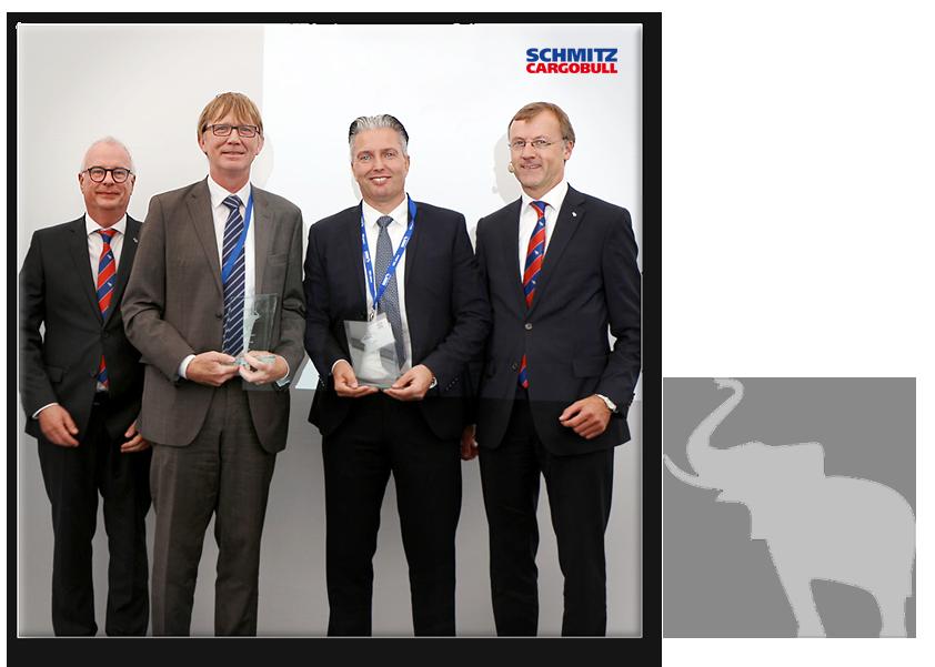 elkatec erhält den Supplier Award 2017