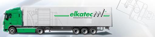 elkatec Anfahrt Truck