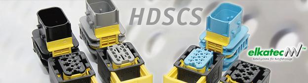 HDSCS Steckverbinder