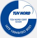 elkatec IATF 16949/ISO 9001